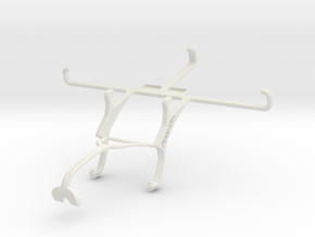Controller mount for Xbox 360 & Maxwest Gravity 5. in White Natural Versatile Plastic