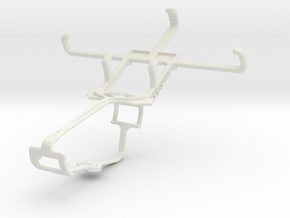 Controller mount for Xbox One & Plum Sync 3.5 in White Natural Versatile Plastic