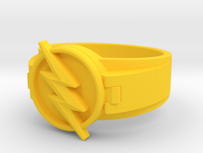 V2 Reverse Flash Size 12 21.50 mm in Yellow Processed Versatile Plastic