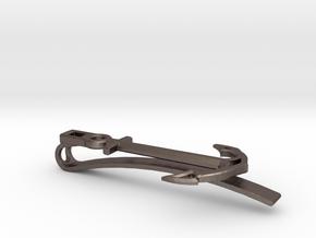 WEIJMARSHAUSEN ANCHTC in Polished Bronzed Silver Steel