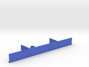 ZMR250 Bumper V6 100mm in Blue Processed Versatile Plastic