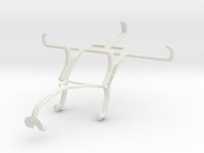 Controller mount for Xbox 360 & Spice Mi-498 Dream in White Natural Versatile Plastic