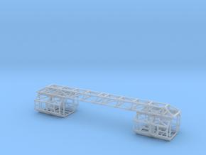"""12"""" Eagle Model Spine/Framework Upgrade For LAB PO in Smooth Fine Detail Plastic"""