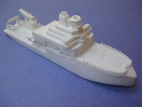 RRS Sir David Attenborough (1:1200) in White Strong & Flexible
