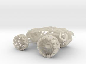 1piece Shoxx Leafspring V1 50% in White Acrylic