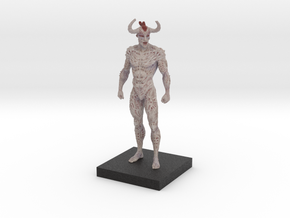 The Demon 15cm in Full Color Sandstone