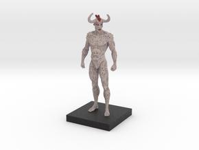 The Demon 15cm in Full Color Sandstone