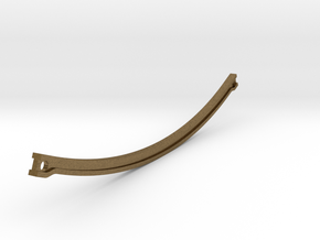 Monorail Arc in Natural Bronze