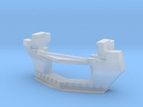 RailJet Schneepflug_Kupplung_v2 1:120 in Smooth Fine Detail Plastic