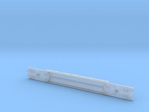 RailJet Wagenboden Steuerwagen v1 TT 1:120 in Smooth Fine Detail Plastic