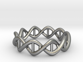 Ring DNA in Natural Silver