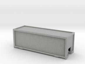 Container Cargo Sprinter v1 in Metallic Plastic