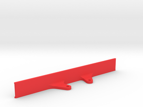 ZMR250 Bumper for 14CM LED COB in Red Processed Versatile Plastic