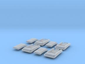 1:6 Original Series Flip Radios X4 FUD in Smooth Fine Detail Plastic