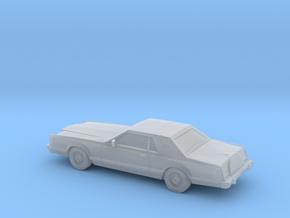 1/87 1977-79 Lincoln Mark V  in Smooth Fine Detail Plastic
