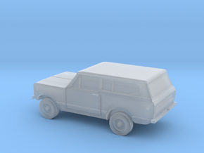 1/87 1978 International Scout  in Smooth Fine Detail Plastic