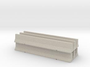 Road Barrier Pack in Natural Sandstone