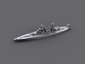 1/1800 US BB44 California [1941] in White Strong & Flexible
