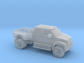1/64 2000-13 Ford F 650  in Smooth Fine Detail Plastic