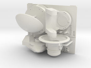 STIR C Kit in White Natural Versatile Plastic