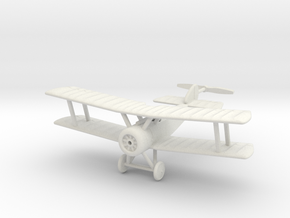 1/144 Sopwith Pup in White Natural Versatile Plastic