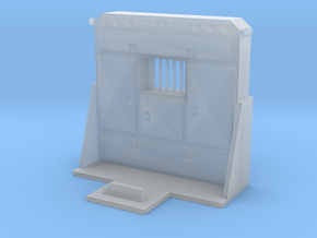 1/50th Headache Cabinet Rack 3 in Smooth Fine Detail Plastic