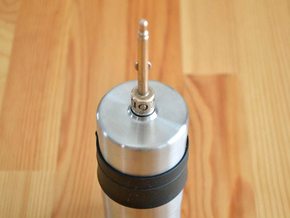 Coffee Grinder Bit For Hand Mixer CHP-A1 in Stainless Steel