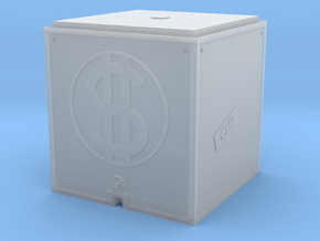 Money Bin in Frosted Ultra Detail