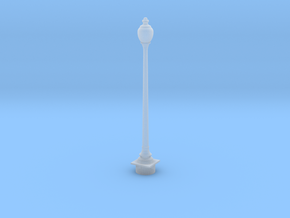 HO scale Streetlight 01 x 1 in Smooth Fine Detail Plastic