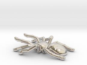 Spider mini in Platinum