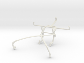Controller mount for Shield 2015 & LG G2 in White Natural Versatile Plastic