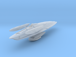 Trident Class Attack Wing in Smooth Fine Detail Plastic