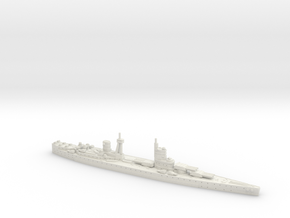 HMS Brittannia (N-3) 1/1800 in White Natural Versatile Plastic