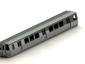 N Wmata 1000 in Smooth Fine Detail Plastic
