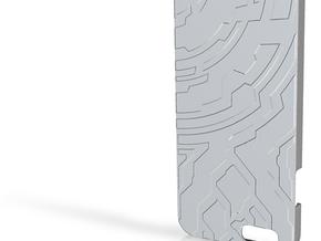 Iphone 6 Halo Case in White Natural Versatile Plastic
