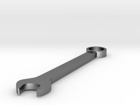 a r c h i t e c t s series - Pendent Wrench in Polished Silver