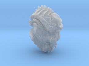 70 MM Alien Fetus in Smooth Fine Detail Plastic