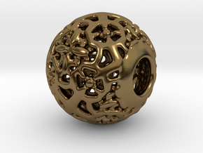 PA CharmV1D14SE642 in Polished Bronze