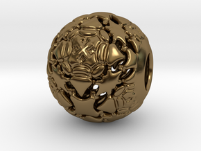 PA CharmV1D14SE572 in Polished Bronze