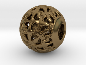 PA CharmV1D14SE524 in Polished Bronze