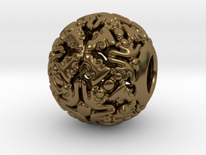 PA CharmV1D14SE501 in Polished Bronze