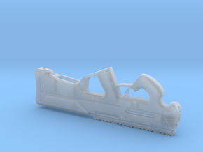1:6 5.56 personal defense rifle  in Smooth Fine Detail Plastic