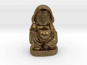 Kylo Ren Zen Buddha 3cm in Natural Bronze