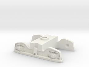 Duewag_Gt6ZR_bogie_1_HOm in White Natural Versatile Plastic