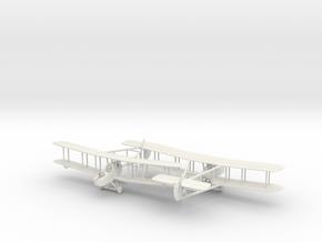 1/144 RAF FE2b x2 in White Natural Versatile Plastic