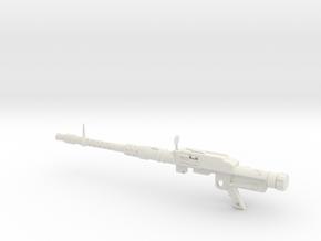 MG131 1/5 Scale in White Natural Versatile Plastic