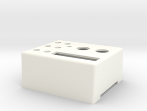 ROTS Belt Box - Right Box in White Processed Versatile Plastic