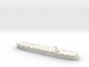 USS Chenango 1/1800 in White Strong & Flexible