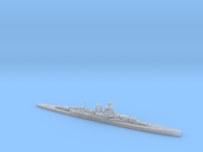 HMS Incomparable 1/2400 in Smooth Fine Detail Plastic