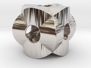 Pendant-c-3-2-30-p1o in Platinum